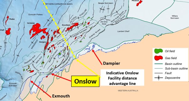 Onslow Marine Supply Base – Investment Decision