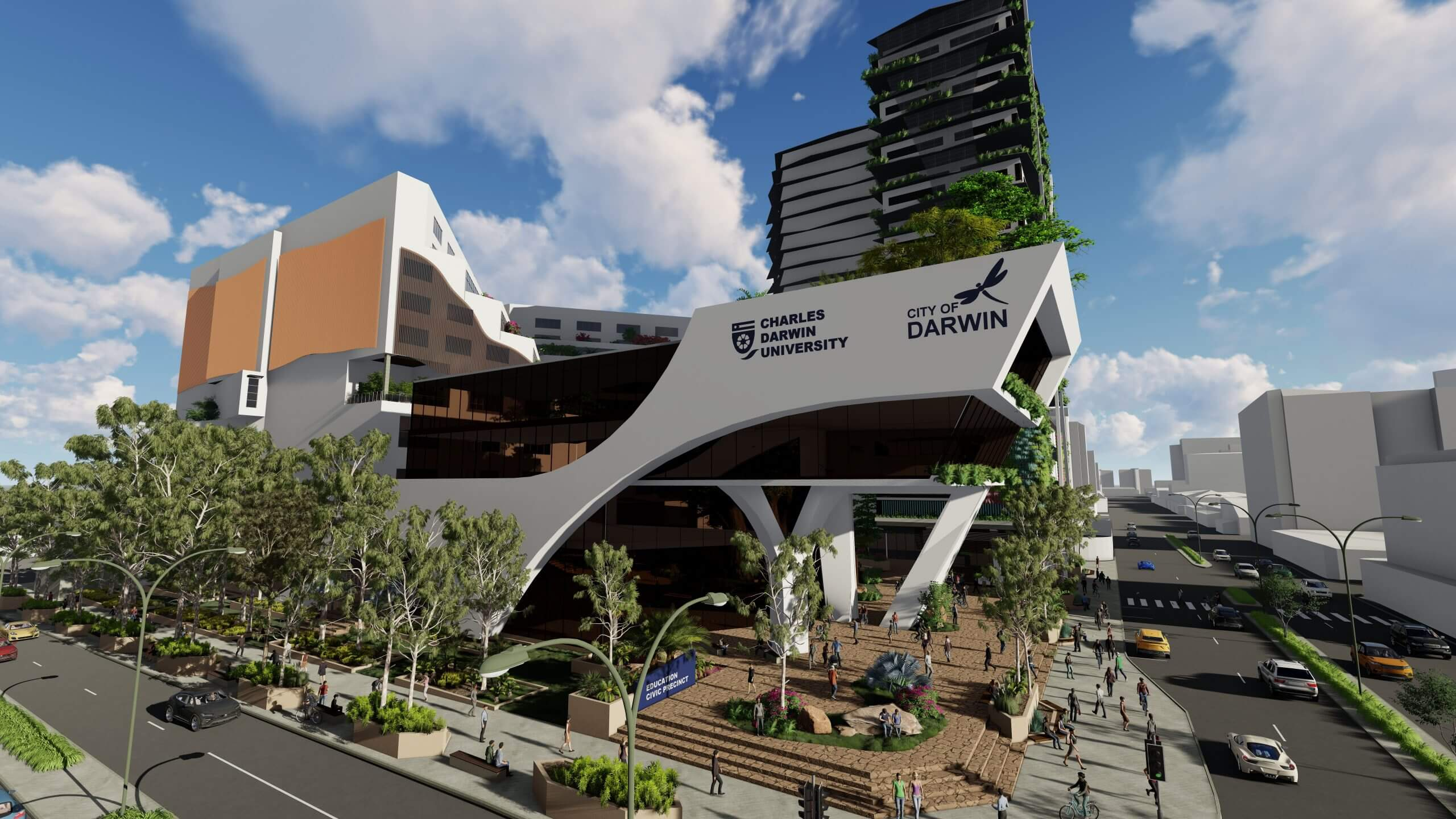 NAIF boosts Northern Territory with $150 million conditional approval for Charles Darwin University