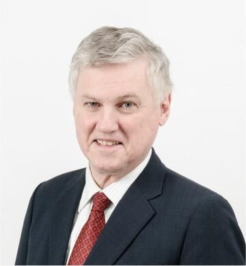 Mr Khory McCormick