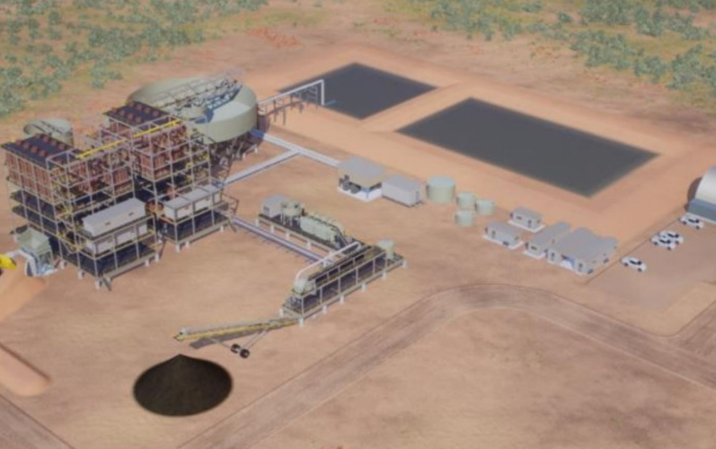 Strandline Resources Limited Coburn Heavy Mineral Sands Project